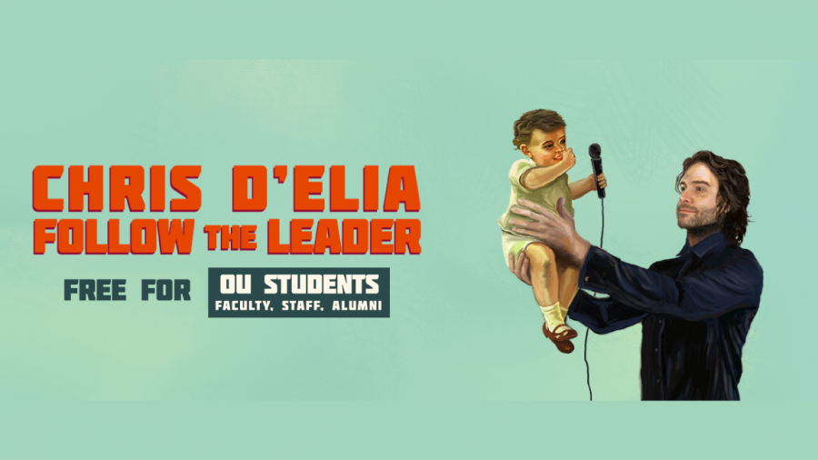 Chris+D%E2%80%99Elia+to+perform+stand-up+routine+on+campus+in+October