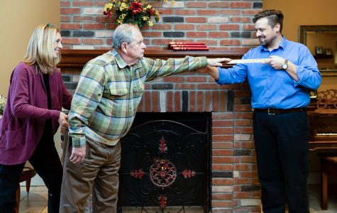 Professors offer senior citizens in-home care with HOP-UP PT program