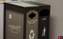 OU expanding efforts to become a greener campus