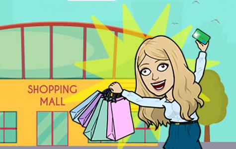 Satire: Living with a shopping addiction
