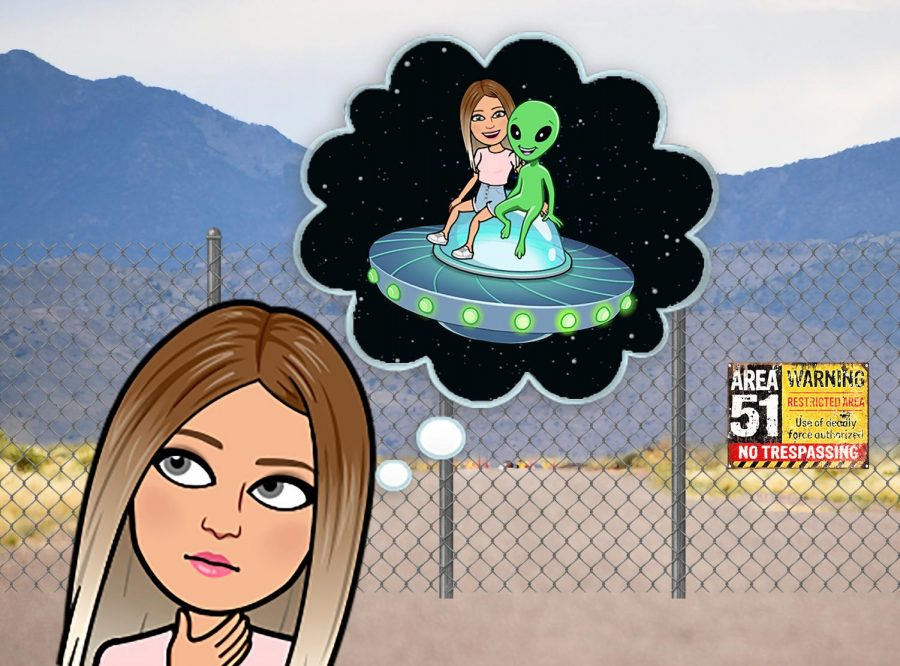 Satire: Area 51 through the eyes of an undercover Kyle