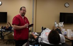 On-campus Red Cross blood drive combats summer shortage