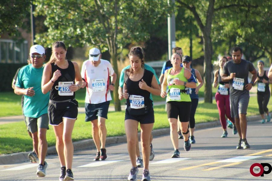 The 12th annual Brooksie Way race took place Sunday, Sept. 22, 2019.