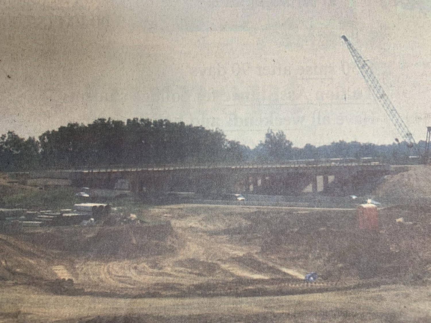 Oakland students in 2004 were plagued by the same construction problems students face today. At the time, three new construction projects were planned along I-75.