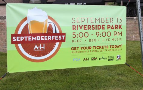 Auburn Hills hosting its first SeptemBEERfest event