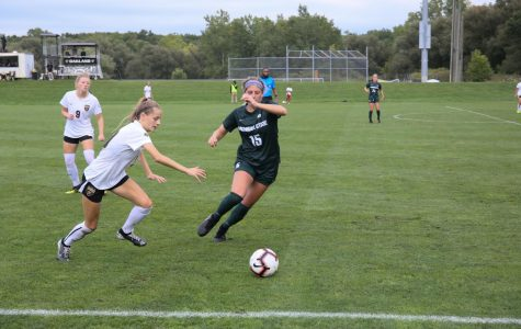 Women's soccer falls 2-0 to MSU