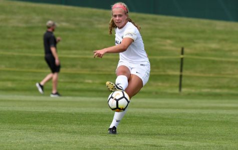 Women's soccer leader enters senior season