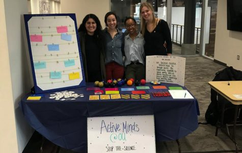 Active Minds at OU works to 'stop the silence' surrounding mental health