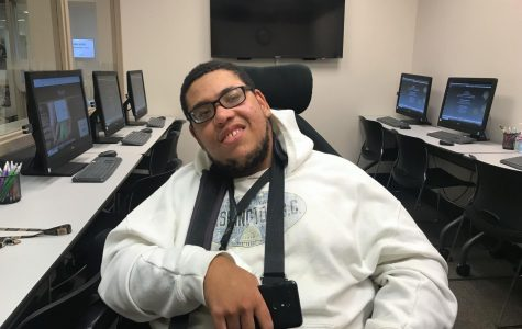 Sanders breaks barriers for people with disabilities
