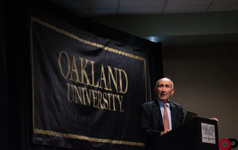 Cancer treatment pioneer speaks at OU