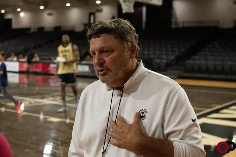 Men's basketball looks to build on near-NCAA tournament bid