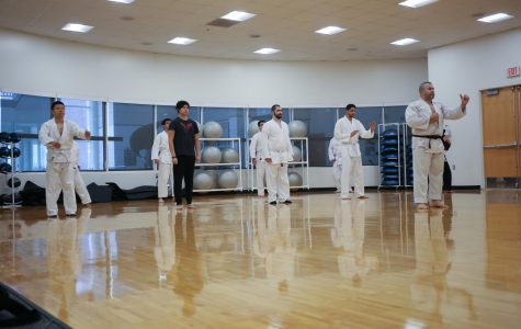 Karate club joins campus as new student org