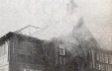 Looking Back: 1978 fire destroys roof, attic of Dodge Clubhouse