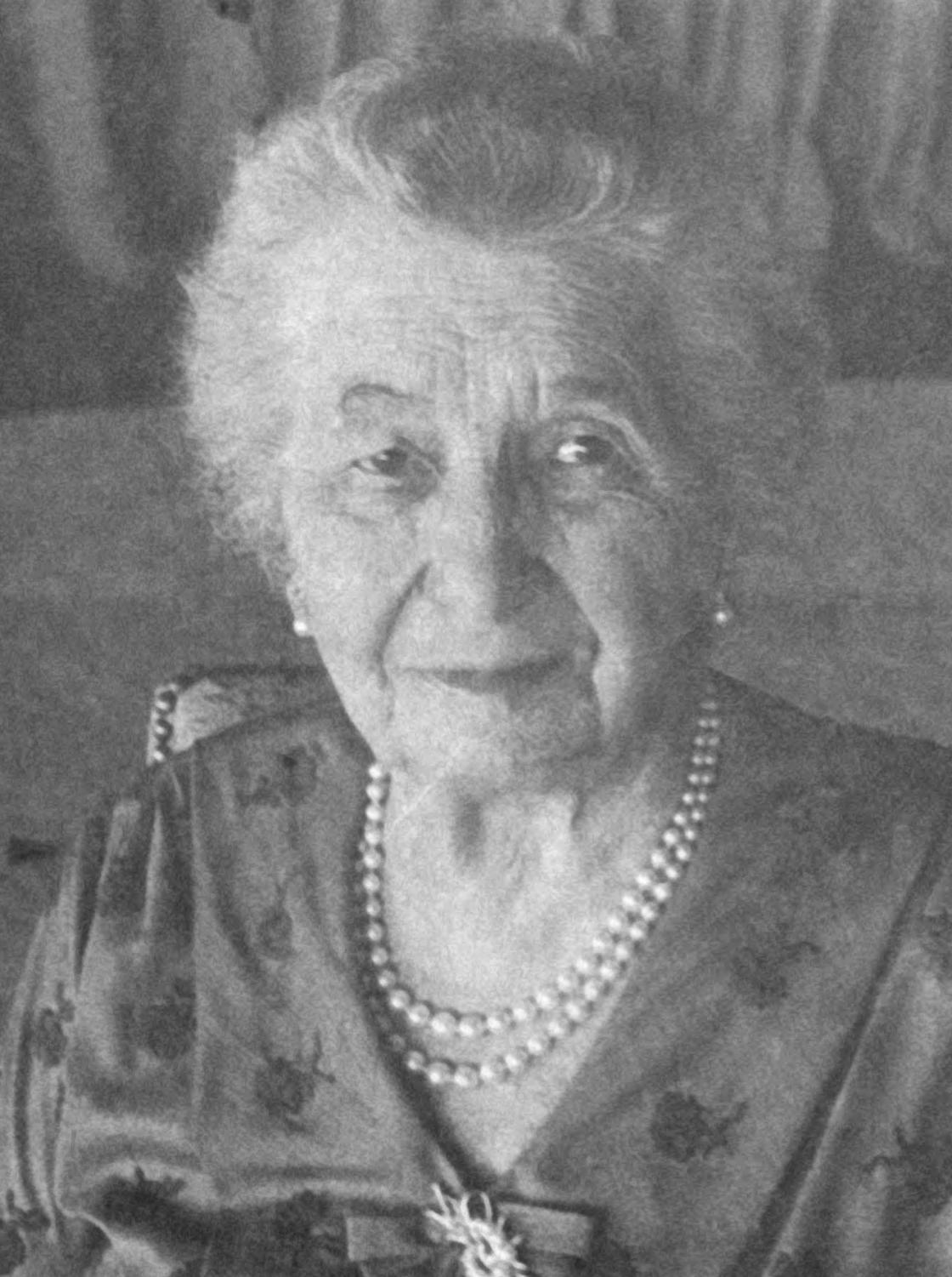 Matilda Dodge Wilson, co-founder of Oakland University, would be celebrating her 139th birthday on Oct. 18 this year.