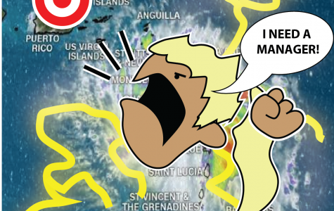 Satire: Managers rejoice as Tropical Storm Karen nears its end