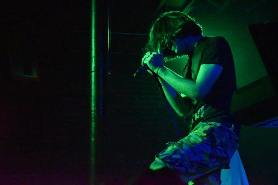 The+Faim+performs+at+The+Shelter+on+Tuesday%2C+Oct.+1.