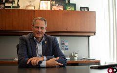 Athletic Director Steve Waterfield