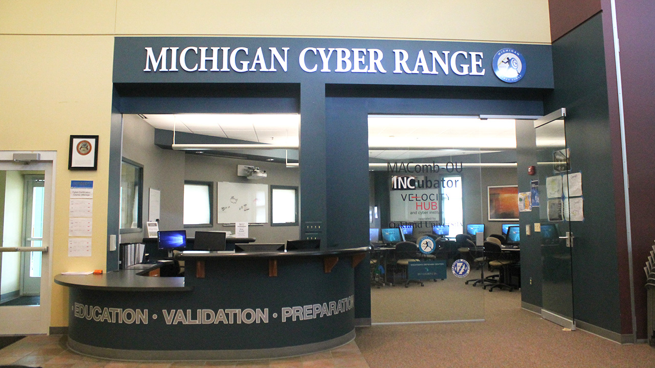 The Macomb-Oakland University Incubator has launched a new program on cybersecurity.