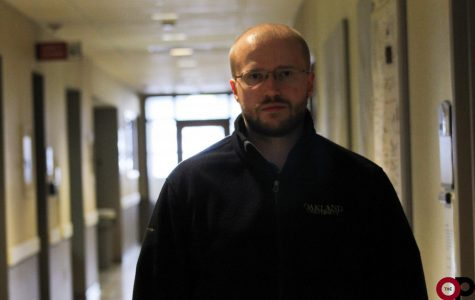 Chemistry professor from Russia finishing first semester at OU