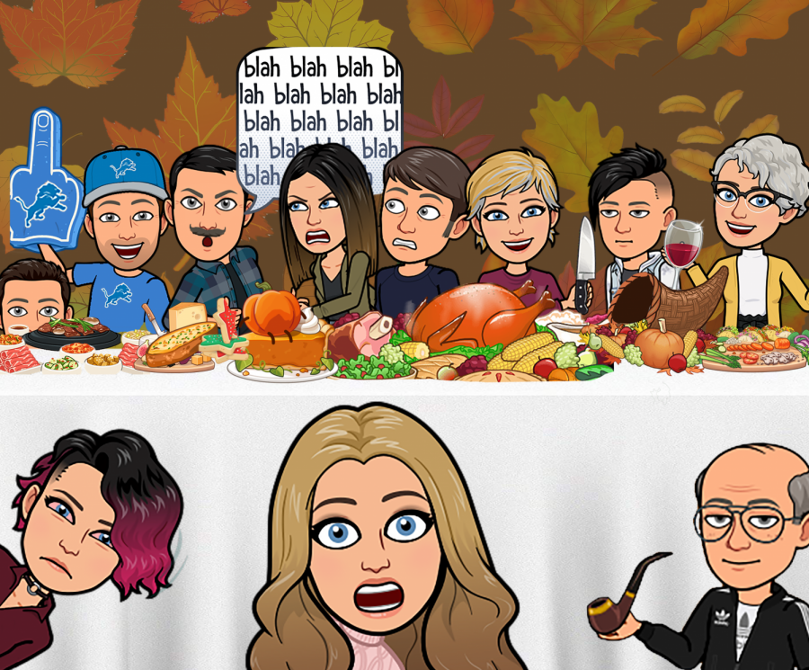 Time with family during Thanksgiving can be the worst.