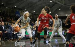 Women's basketball loses 74-58 in home opener