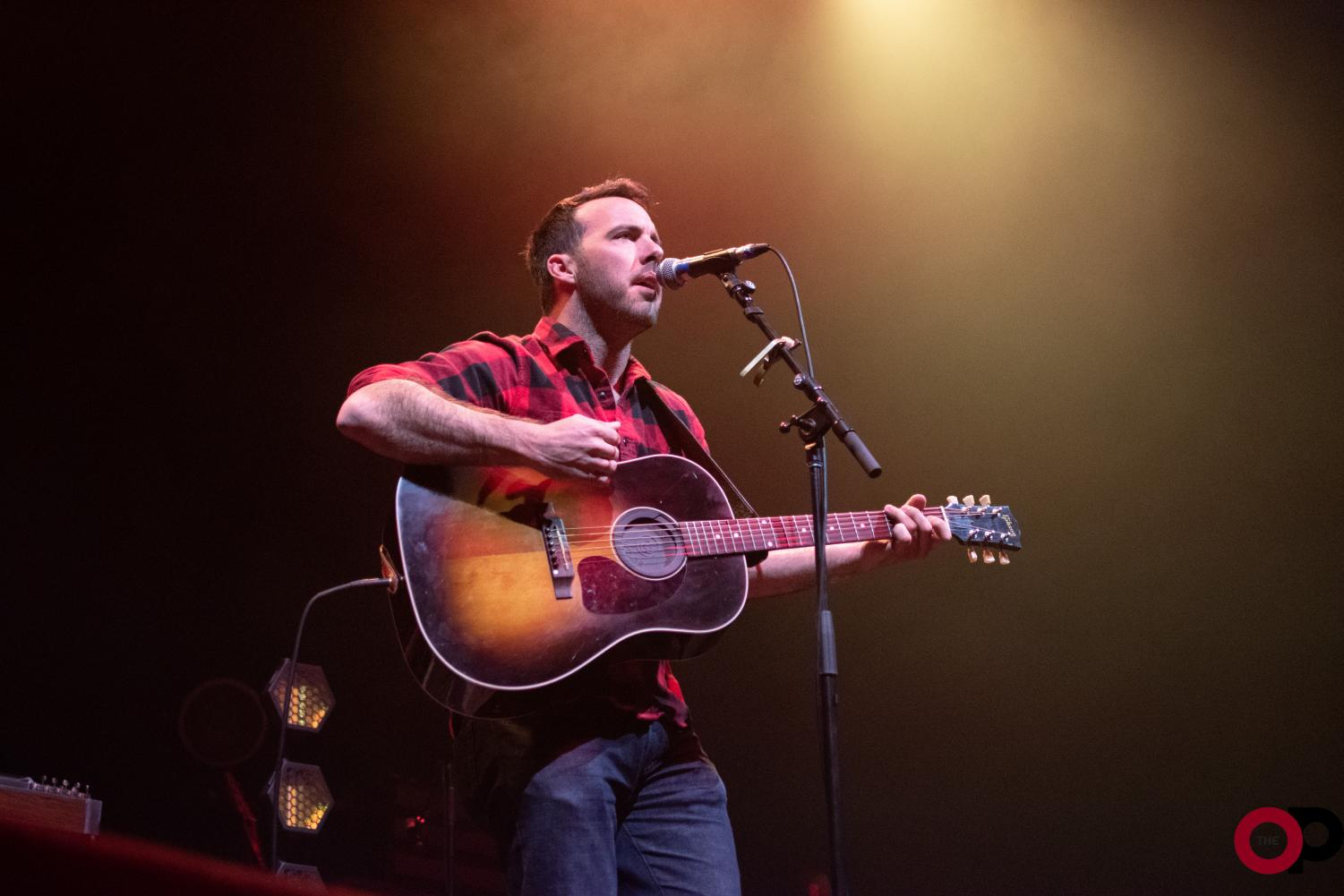 Ben Danaher performs at the Fillmore on Saturday, Nov 23.