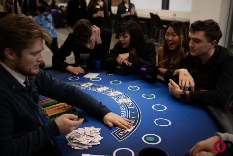 Casino Night in 2020. This year