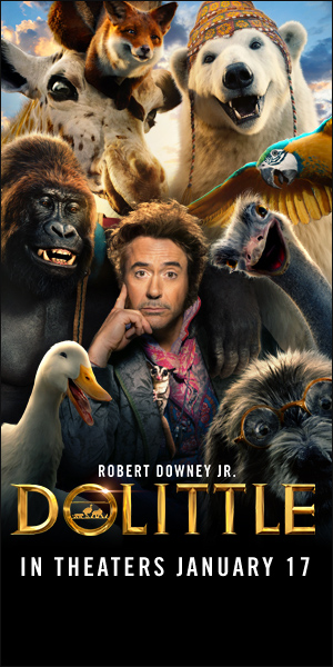 Dolittle brings a classic tale to life like never before.