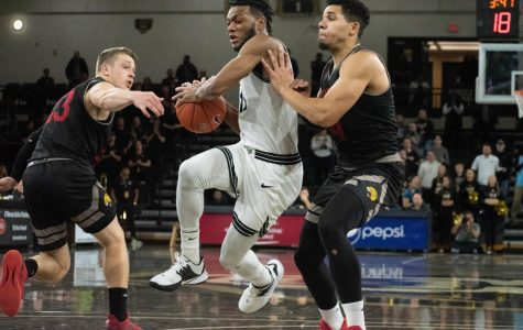 Men's basketball falls to IUPUI at home
