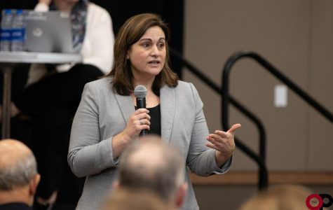 Administration hosts open forum to discuss concerns and preferences for new provost