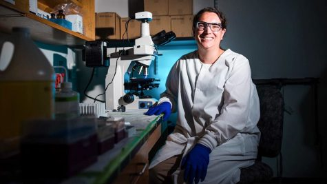 Alumnus recognized by The Plant Cell scientific journal