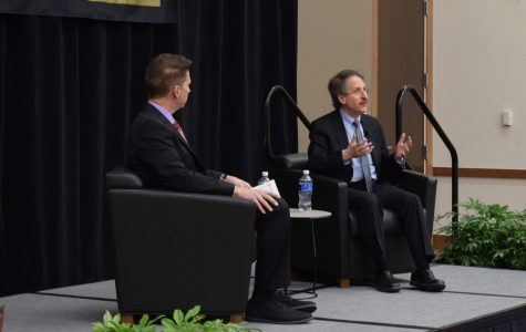 Author, journalist Howard Reich shares emotional experience with Holocaust storytelling and Elie Wiesel