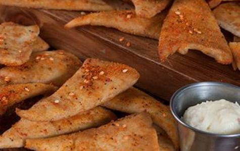 Olga's Kitchen offers women free snackers for International Women's Day