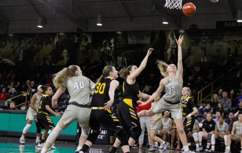 The Golden Grizzlies play their final home game of the season against NKU on Saturday, Feb. 29. The Grizzlies lost 67-65.