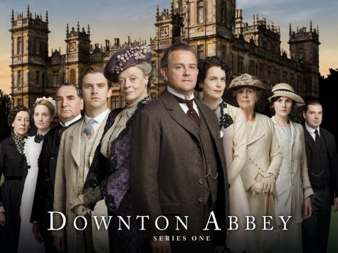 """Downton Abbey"" steps into history"