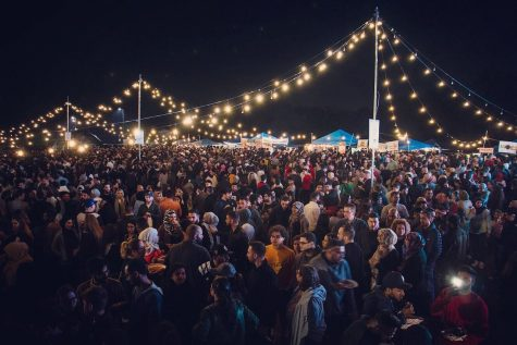 Ramadan Suhoor Festival  in Dearborn Heights in 2019.