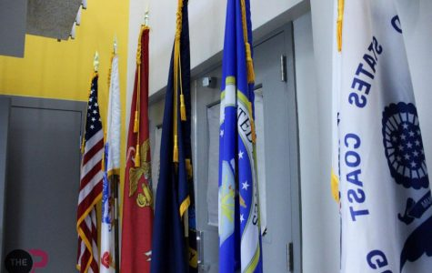 Oakland's student veterans will continue education through the benefits of the G.I. Bill.