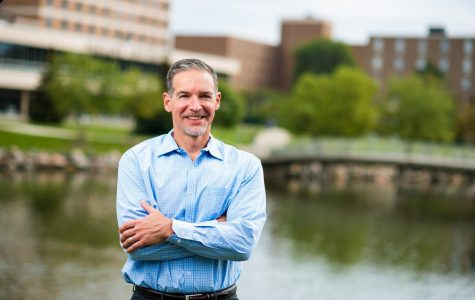 Photo of Chief Operating Officer Scott Kunselman