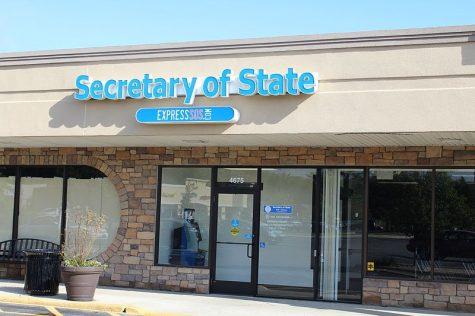 Secretary of State building
