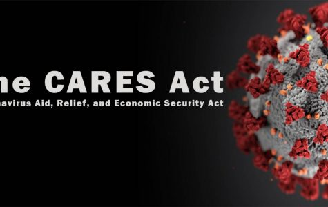 Congress passed the CARES Act,  giving out $2 trillion in relief funds. Photo courtesy of Grant News.