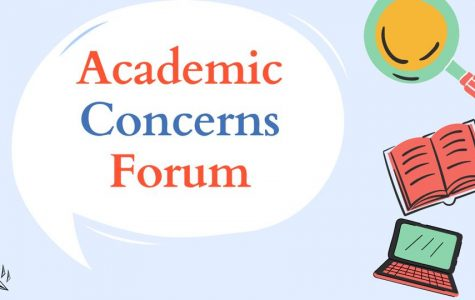 Student Congress held an Academic Concerns Forum on Tuesday, May 12 for students to ask questions directly to administrators through Google Meet. Photo courtesy of OUSC Facebook.