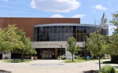 The outside of the Oakland Center
