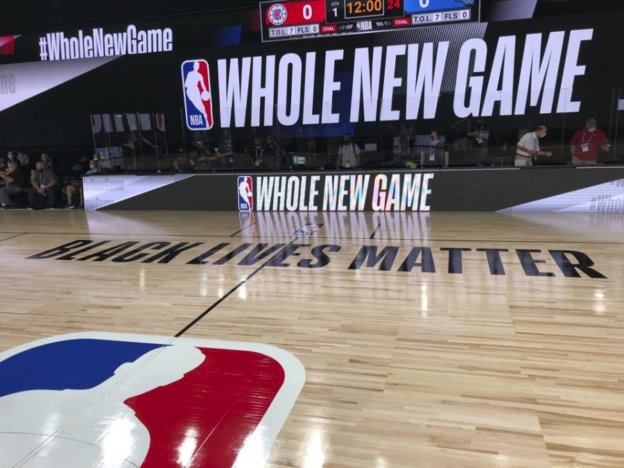 The NBA is showing everyone how to provide a safe return to sports the right way. Photo / Forbes