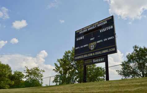 The soccer scoreboard will remain blank for the fall, after the Horizon League announced they were suspending compeition until spring. Soccer, cross country and volleyball will all have their seasons pushed to the spring.
