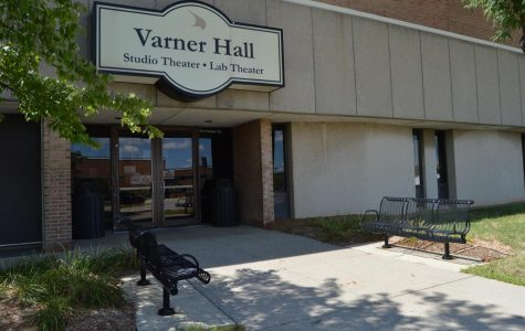 The theater will be operating differently this year. Live performances are not scheduled in Varner Hall yet.