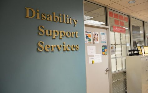 Disability support services is located in North Foundation Hall.