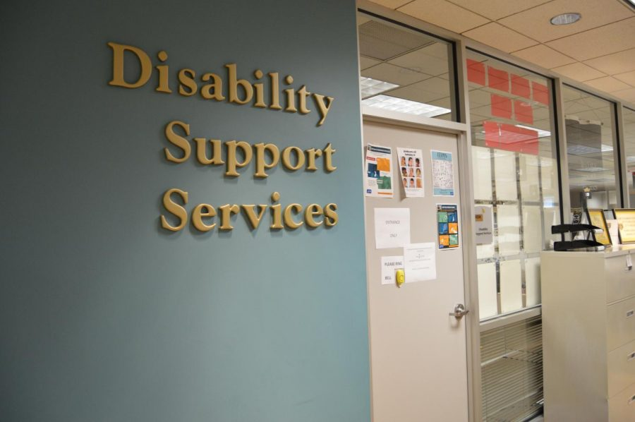 Disability support services is located in North Foundation Hall. This office provides reasonable educational accommodation for people with a disability.