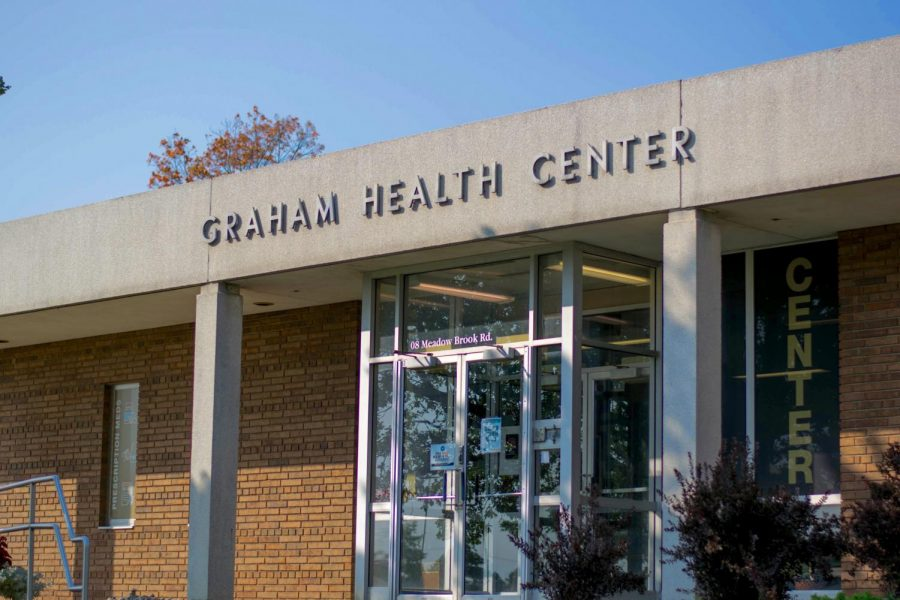 Graham Health Center will be distributing flu vaccines.