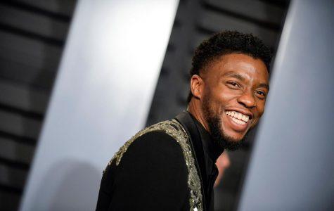Chadwick Boseman, star of