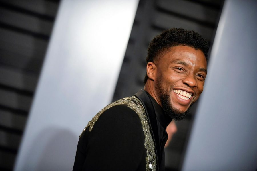 Chadwick Boseman, star of